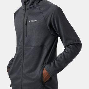 Columbia Mens Outdoor Elements Hooded Full Zip