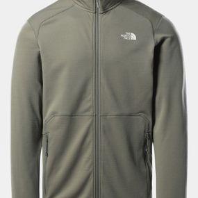 Shorts Mens Quest Full Zip Fleece