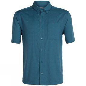 Mens Compass Short Sleeve Shirt