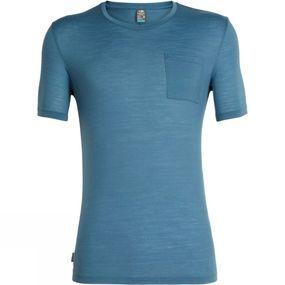 Mens Elements Short Sleeve Pocket Crewe T-Shirt