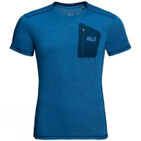 Jack Wolfskin Mens Somers Track Tee