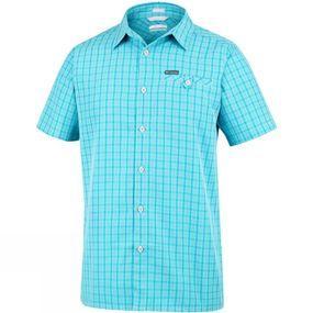 Columbia Mens Declination Trail II Short Sleeve Shirt