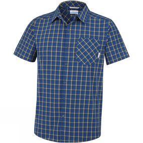 Columbia Mens Triple Canyon Short Sleeve Shirt
