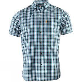 Mens Övik Short Sleeve Shirt
