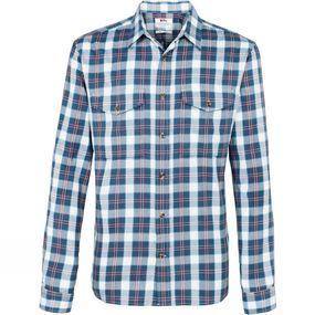 Fjallraven Mens Singi Long Sleeve Flannel Shirt