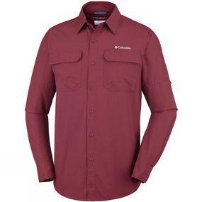 Columbia Mens Silver Ridge II Long Sleeve Shirt