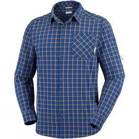 Columbia Mens Triple Canyon Long Sleeve Shirt