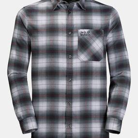 Jack Wolfskin Mens Light Valley Shirt