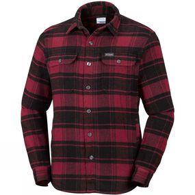Columbia Mens Windward IV Shirt Hiking Jacket