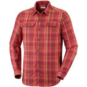 Columbia Mens Silver Ridge 2.0 Plaid L/S Shirt