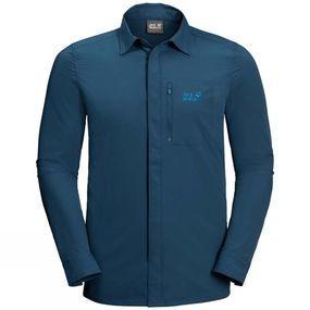 Jack Wolfskin Mens Hilltop Trail Shirt