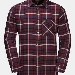 Jack Wolfskin Mens Fraser Island Shirt