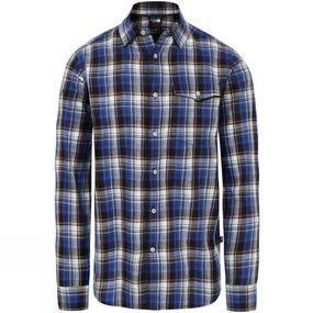 Men's L/S Ostrander Plaid Shirt