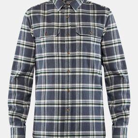 Mens Vik Heavy Flannel Shirt