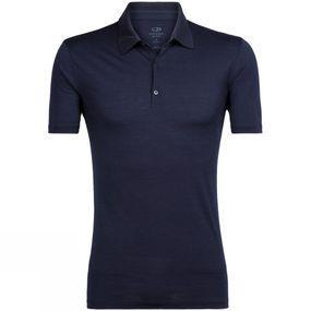 Icebreaker Tech Lite Short Sleeve Polo Shirt