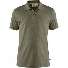 Fjallraven Mens Greenland Re-Cotton Polo Shirt