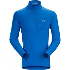 Arcteryx Mens Rho LT Zip Neck