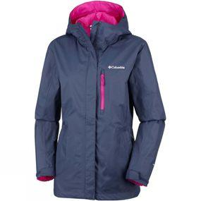 Columbia Womens Pouring Adventure Hiking Jacket