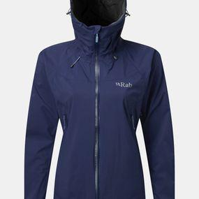 Rab Womens Downpour Plus Hiking Jacket