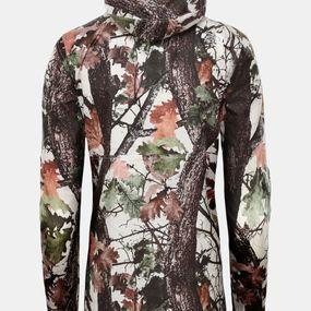 The North Face Womens Printed Fanorak Jacket