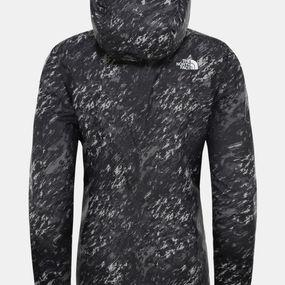The North Face Womens Quest Print Hiking Jacket