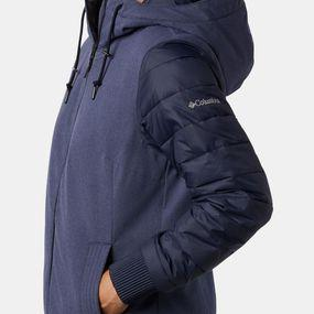 Columbia Womens  Boundary Bay Hybrid Hiking Jacket