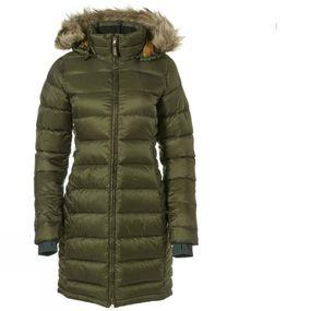 Rab Womens Deep Cover Parka