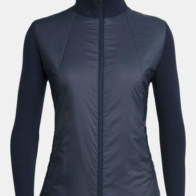 Womens Lumista Hybrid Sweater Jacket