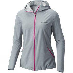 Womens Heather Canyon Softshell Jacket