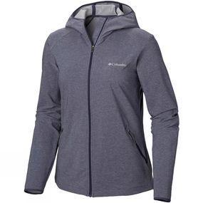 Columbia Womens Heather Canyon Softshell Jacket