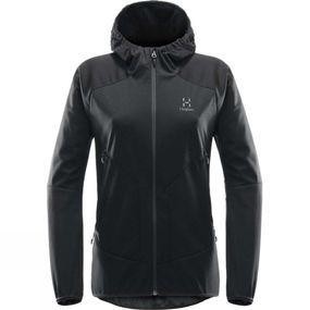 Haglofs Womens Multi WS Hooded Hiking Jacket