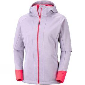 Columbia Womens Steel Cliff Hooded Softshell Hiking Jacket