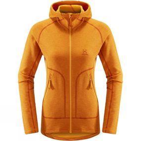 Haglofs Womens Heron Hooded Hiking Jacket
