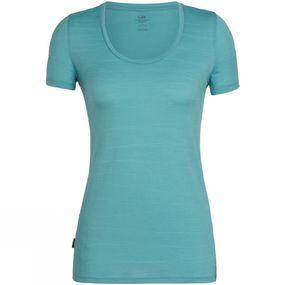Craghoppers Womens Connie Short Sleeve Top Bluebell
