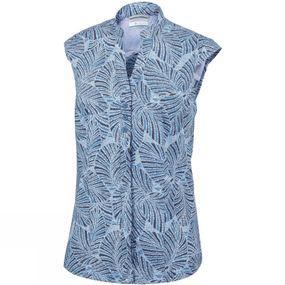 Columbia Womens Saturday Trail Cap Sleeve Shirt