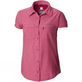 Columbia Womens Irico Short Sleeve Shirt