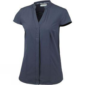 Columbia Womens Saturday Trail Stretch Short Sleeve Shirt