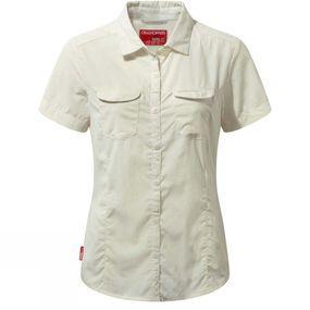 Craghoppers Womens NosiLife Adventure II Short Sleeve Shirt