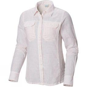 Columbia Womens Camp Henry Long Sleeve Shirt