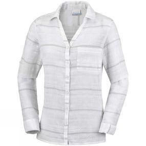 Columbia Womens Early Tide Long Sleeve Shirt