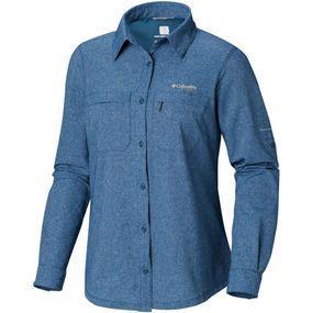 Columbia Womens Irico Long Sleeve Shirt