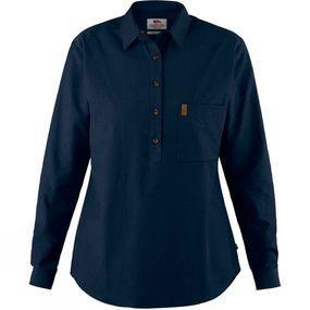 Fjallraven Womens Kiruna Lite Shirt Long Sleeve