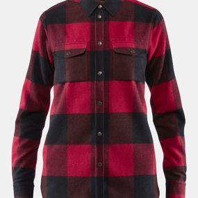 Fjallraven Canada Shirt LS W