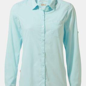 Craghoppers Womens Nosilife Bardo Long Sleeve Shirt