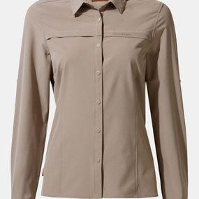 Craghoppers Womens NosiLife Pro Long Sleeve Shirt
