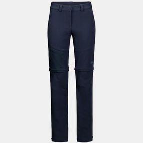 Jack Wolfskin Womens Activate Zip Away Pants