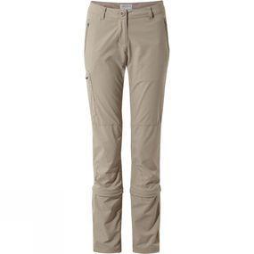 Craghoppers Womens NosiLife Pro II Capri Convertible Trouser