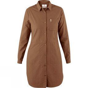 Womens Övik Shirt Dress