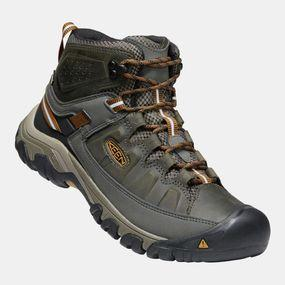 Keen Mens Targhee III Mid Waterproof Boot