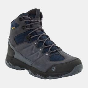 Jack Wolfskin Mens Attack 6 Texapore Mid Boot
